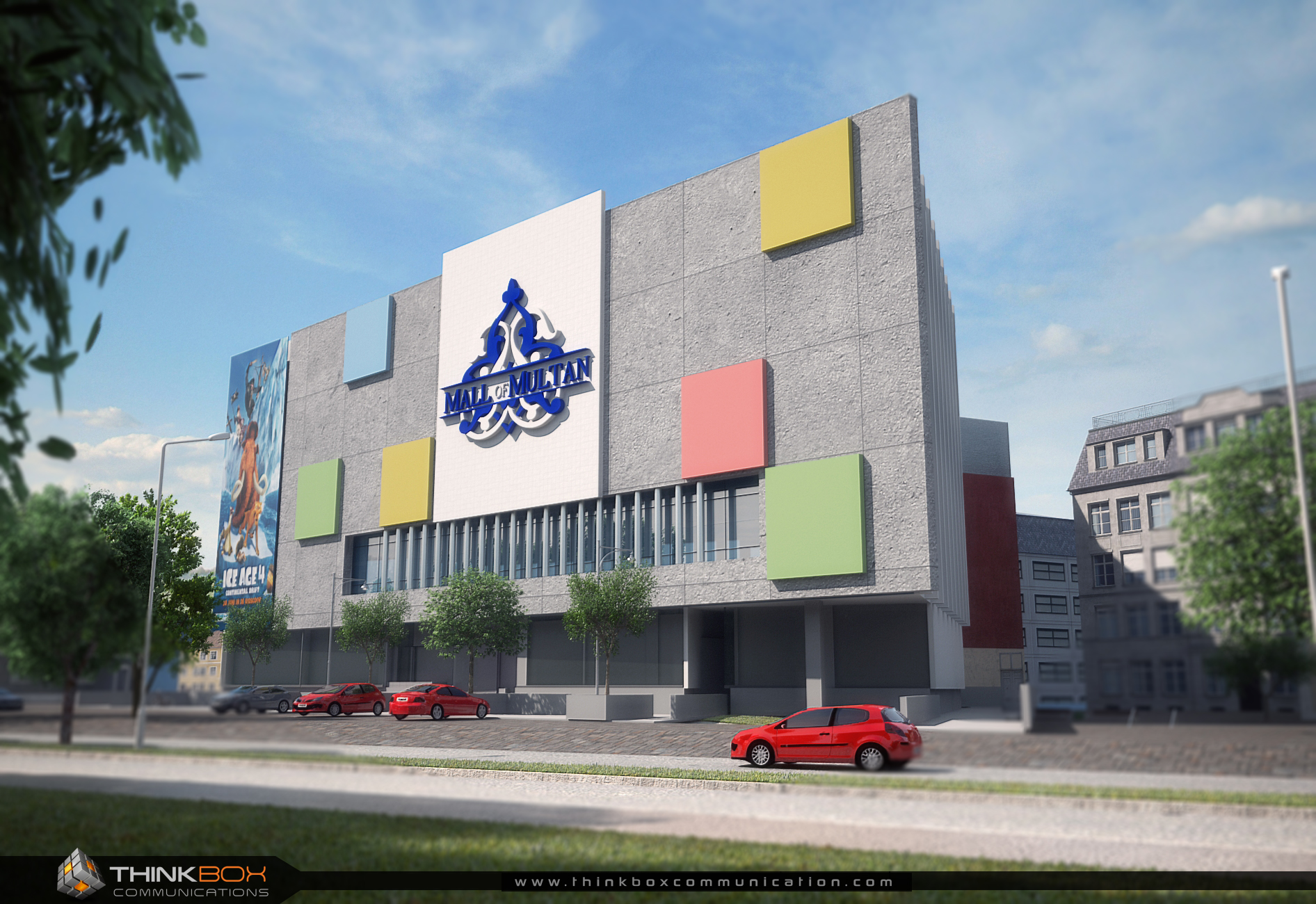 Mall Of multan Renew Exterior