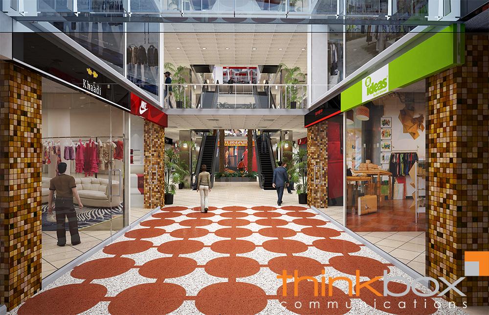 Mall of Multan 3D Main-Lobby