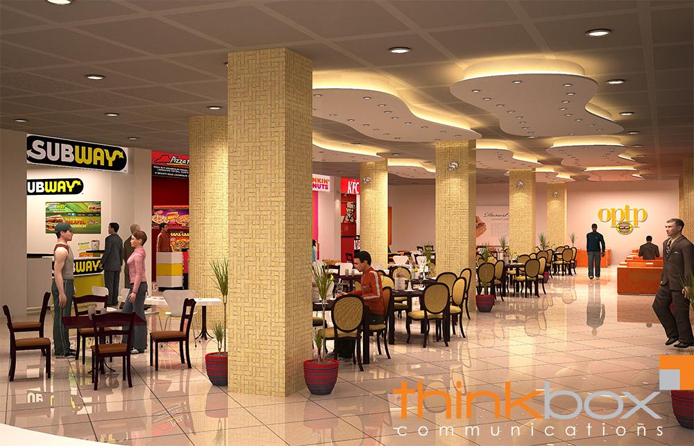 Mall of Multan Food-court-Final