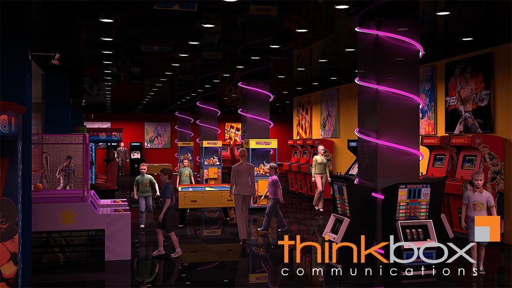 Mall of Multan play-land